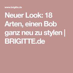Neuer Look: 18 Arten, einen Bob ganz neu zu stylen   BRIGITTE.de
