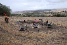 Outeiro do Circo: Campanha arqueológica de 2016 no Outeiro do Circo ...