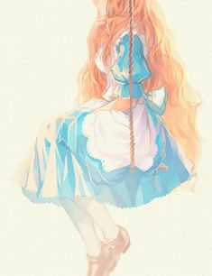 It's no use going back to yesterday, I was a different person then.- Alice♧♤