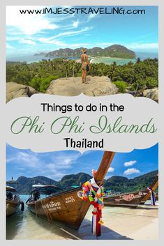 Im sure youve heard or see pictures of the infamous Phi Phi Islands in southern Thailand.  Its personally one of my favorite places.  Here is a list of 10 awesome things to do in the Phi Phi Islands.