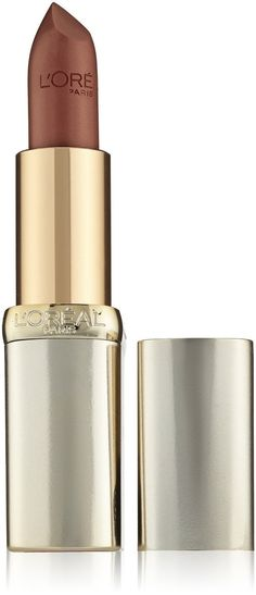 L'Oreal Colour Riche Lipstick Sepia / Silk 231 (4 each) -- This is an Amazon Affiliate link. Click image for more details.
