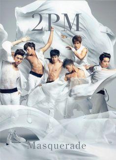 2PM - Masquerade (Japan)