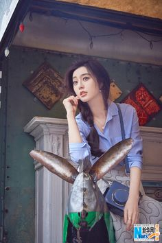 Fan Bingbing poses for photo shoot | China Entertainment News