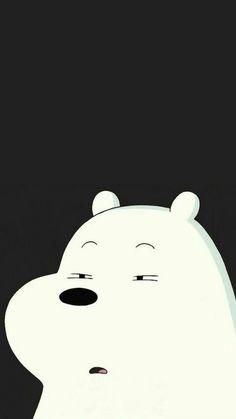 my friend behave like this Iphone Wallpaper Cat, Cute Panda Wallpaper, Bear Wallpaper, Cute Disney Wallpaper, We Bare Bears Wallpapers, Panda Wallpapers, Cute Cartoon Wallpapers, Ice Bear We Bare Bears, We Bear