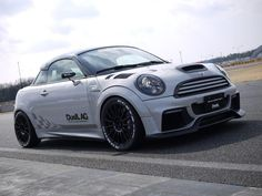 MINI Coupe JCW by DuelL AG