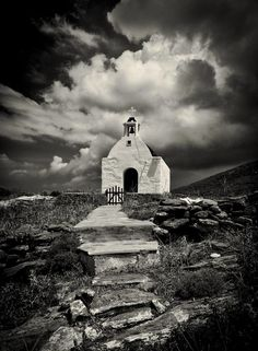 Earthly Path, Chapel somewhere in Greece *