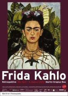 Frida Kahlo – Retrospective_Berliner Festspiele_Berlin_May 2010