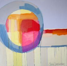 claire desjardins-Wish I could think (and paint) in the abstract