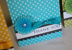 Make your own greeting cards.....Here's a video tutorial for those of you who learn better through real action....Go for it!