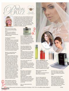 Interview with Deborah Mitchell   Confetti magazine