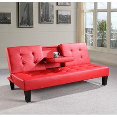 Glory Furniture Comet Sleeper Sofa & Reviews | Wayfair