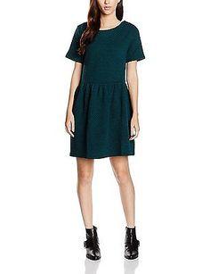 UK 6, Vert (Verde), Compañia Fantastica Women's Marion Dress NEW