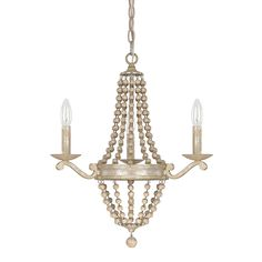 3 Light Chandelier | Capital Lighting Fixture Company