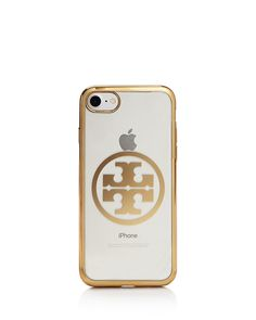 60.00$  Buy here - http://viuoi.justgood.pw/vig/item.php?t=6h7nsgx53231 - Tory Burch Metallic Softshell iPhone 7 Case