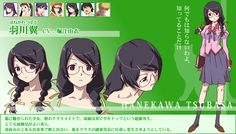 """Hanekawa Tsubasa, the main character of Tsubasa Cat, is Koyomi's classmate and the class representative. Koyomi describes her as """"the class representative of all class representatives."""" Prior to the novel's beginning, she was possessed by a bakeneko during Golden Week due to stress over her family. Although it has since been resolved with the help of Shinobu and at the cost of her own memories, problems emerge again right before the school festival because of different stress."""