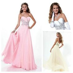 Cheap party dress girl, Buy Quality dress puzzle directly from China dress night party Suppliers:Pink White Yellow Chiffon Long Cheap Party Dresses For Women Wholesale Prom Dress 2012 1. leave message in following con