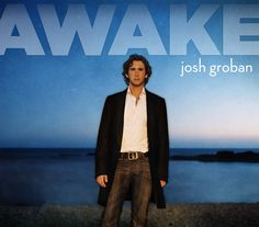 Josh Groban - I don't even care if he sings it in Italian; his voice is so beautiful.