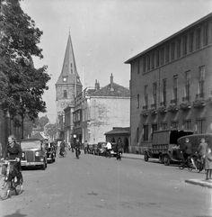 Langestraat, mei 1938