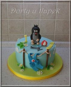 Drip Cakes, Cakes And More, Custom Cakes, Amazing Cakes, Macarons, Art For Kids, Fondant, Cake Decorating, Food And Drink