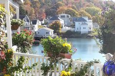 Room With A View: The Best Hotels For Autumn Leaf Peeping: Hotels Article by 10Best.com