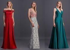 12 vestidos de festa do inverno 2016 da M.Rodarte - Madrinhas de casamento
