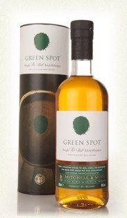 Green Spot http://champagnewhisky.com/2014/04/20/the-green-spot/