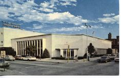 Elkhart Public Library, Elkhart, Indiana - I spent a lot of time here researching things for school...before the days of the internet