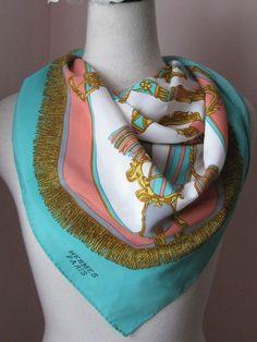 via Etsy shop leopardandchains $50  (but it's Hermes!!!)