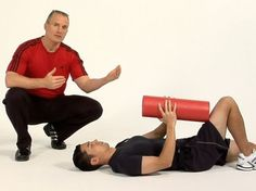 Work out the kinks in your muscles before or after your workout with the following foam roll series