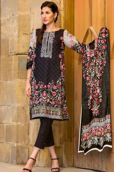 This Black Dream Catcher Pakistani Dress Ready to Wear Pret Wear online by Zeen Cambridge shopping website 3 piece stitched Eid Collection 2017   #Alkaram #Zeen #Pret #Pretwear #Readytowear #Style #love #Eid #2017 #fashion #women #3piece #pakistani #Pakistan #bridal #prom #dinner #date #wear #dress #brand #designerwear #designer