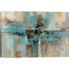Found it at Joss & Main - Morning Fjord Canvas Print
