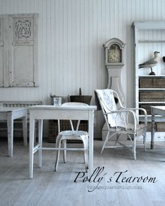 Polly´s Tearoom, Halden, Norway - it is a DREAM to visit