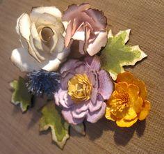 Laurart: Flower tutorial