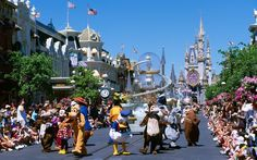 13 Walt Disney World Secrets You've Possibly Never Heard Before! (I've heard a few - partly because I've been on some of the tours and partly because I've read a LOT ... but even a few of these surprised ME)!