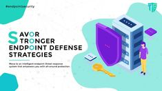 𝗠𝗼𝘃𝗲 to an 𝗶𝗻𝘁𝗲𝗹𝗹𝗶𝗴𝗲𝗻𝘁 endpoint threat response system that empowers you with 𝗮𝗹𝗹-𝗮𝗿𝗼𝘂𝗻𝗱 𝗽𝗿𝗼𝘁𝗲𝗰𝘁𝗶𝗼𝗻. Cyber Attack, All Covers, No Response