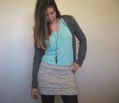 Ravelry: Maya Skirt pattern by Karmijn