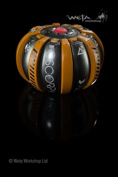 Weta Workshop Green Goblin Pumpkin Bomb