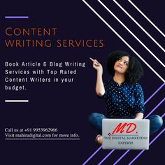 Content is the most important part of Digital marketing, even without content you couldn't think about marketing. On every step, you need content without content you not able to do marketing. Blog Writing, Writing Services, Digital Marketing, Budgeting, Writer, How To Get, Content, Books, Libros