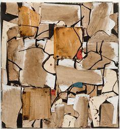 Conrad Marca-Relli, Untitled, 1981
