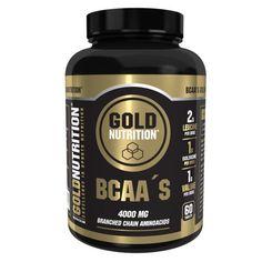 BCAA'S Gold 4000mg 180 Tabletas / God Nutrition BCAA'S aminoácidos Ramificados - Leucina, Valina e Isoleucina  Son la tercera parte del total de los aminoácidos que forman el músculo. Se llaman esenciales porque el organismo no los sintetiza por sí mismo. Estos aminoacidos debemos obtenerlos a través de la alimentación. Función anticatabólica ; Cuando practicamos deporte,destruimos aminoácidos del músculo.