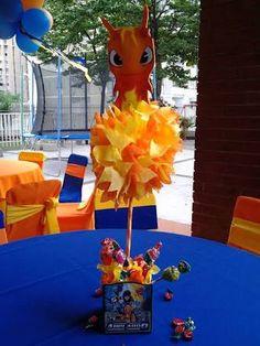 bajo terra decoracion - Buscar con Google 7th Birthday, Birthday Parties, Outdoor Decor, Slug, Crafts, Party Ideas, Google, Aloe Vera, Pokemon Party