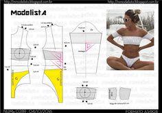 ModelistA: A3 NUMo 0289 beach wear