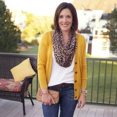 26 Days of Fall Outfits: Day 18 {Bootcut Jeans}