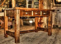 Hand-made Furniture  Photo Credit: LoreZinc Photography