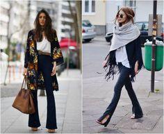 Como usar Kimono em 18 produções lindas