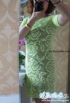 платье филейными розами