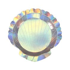 Shell Paper Plates S