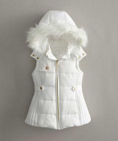 girls city vest