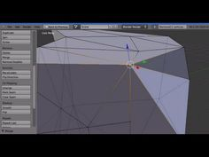 Tutorial Blender 3D 2.5 - Corso di base - 12: Duplicare; Remove Doubles; Knife; Smooth; Subdivide - #BasiModellazioneEAnimazione #Blender #Blender3D25 #CorsoBlender #InterfacciaGrafica #LezioniBlender #Redbaron85 #Videotutorial http://wp.me/p7r4xK-cw