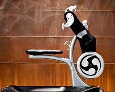 The Krankcycle® by Johnny G and the Kranking® Training System focus on the upper body as a way to build cardio fitness. Core Stability, Aerobics, Burn Calories, Upper Body, Cross Training, Workout Programs, Spinning, Exercise, Cycling